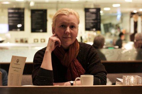 NY BOK: Katerina Smetanina hevder det ikke finnes noe fasitsvar på hvordan man lykkes med forretninger i Russland, men noen råd kommer man uansett ikke unna. Foto: Rune S. Alexandersen