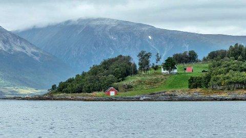 ØYPERLE: Ryøya blir foreløpig ikke solgt.