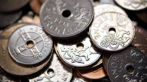 SKATTEPENGER: Omtrent én million nordmenn får vite om de får penger igjen eller restskatt når de kan sjekke selvangivelsen torsdag. Foto: Paul Weaver (Mediehuset Nettavisen)