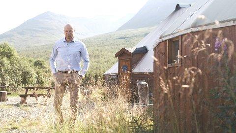 Hans Olav Eriksen, Lyngsfjord adventure