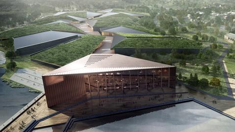 Det norsk-amerikanske selskapet Kolos planlegger å bygge et datalagringssenter i Ballangen.