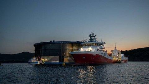 BYTTEHANDEL VERDT MILLIARDER: NTS kjøper seg kraftig opp i NRS, mens Måsøval tar over stafettpinnen på Island.