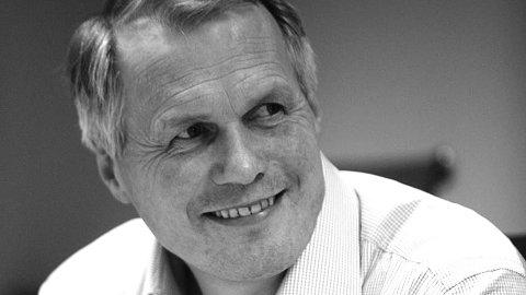 STERKT: Konsernsjef Gustav Witzøe trosser pandemi og global handelsuro når Salmar leverer sterke kvartalstall.