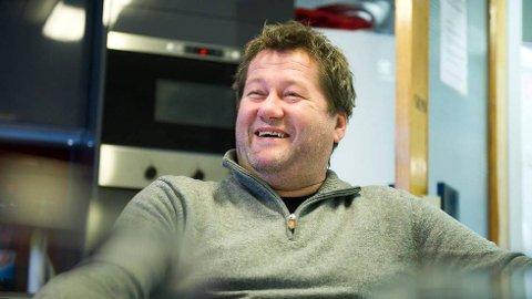 NYTT FORETAK: Bjarne Brøndbo har registrert en ny bedrift innen kulturnæringen.