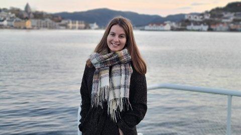 Maren Bør vil gjerne bidra til å fortelle den gode historien om Nordmøre.