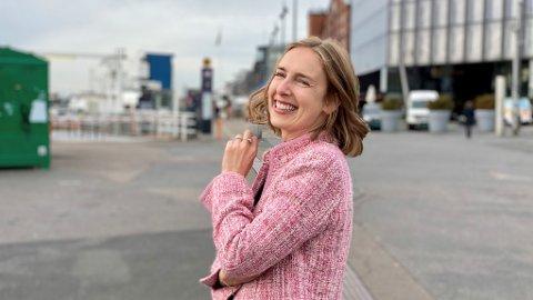 NÆRINGSMINISTER: Iselin Nybø
