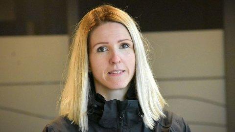 SJEF: 1. januar tiltrer Camilla Irene Sætran som daglig leder for byggevaresatsingen i Grong.