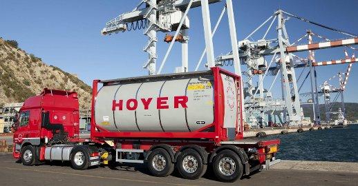 Tar over: Det Hamburg-baserte selskapet Hoyer Petrolog, som er en del av Hoyer-gruppen, har kjøpt den kontrollerende eierandelen i Gran Taralrud.Foto: Markus Heimbach/Hoyer