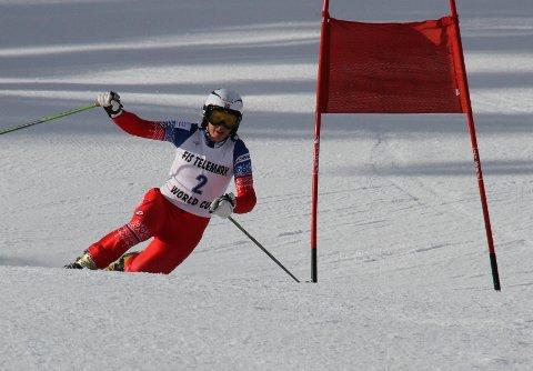 Mathilde Olsen Ilebrekke. Foto: Norges Skiforbund