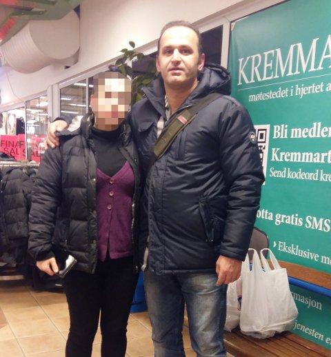 STERKT BEKYMRET: Søsteren til Salar Khezr har fått oppholdstillatelse i Norge. Hun er sterkt bekymret for hva som kan ha skjedd med broren etter at han ble uttransportert til Iran natt til torsdag. Hun ønsker ikke navn og ansikt i avisen.