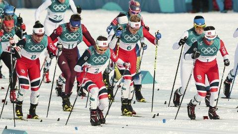 Arlkivfoto fra Pyeongchang