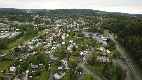 VEKST: Hunndalen er et et vekstområde for Gjøvik, og flere kommer med innspill til utbygging og utvikling oppdateringen av kommuneplanen for den neste tiårsperioden.