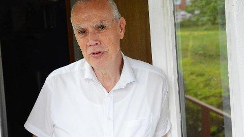 Gregers Lundh har vært prest på Gjøvik i mange år. Han er også musiker, komponist og tekstforfatter.