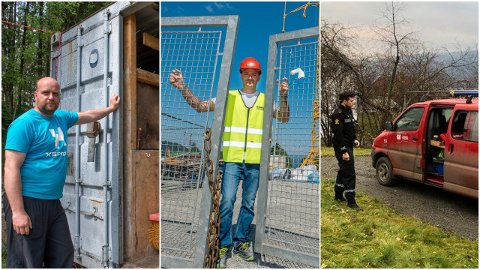 TYVERIER: Rune Bredesen i Gjøvik Aktivitetspark – 250.000, Frode Dotseth i Betonmast – 500.000, Rørleggerfirma i Hov – 120.000. Dette er bare en håndfull av verktøytyveriene det siste året.