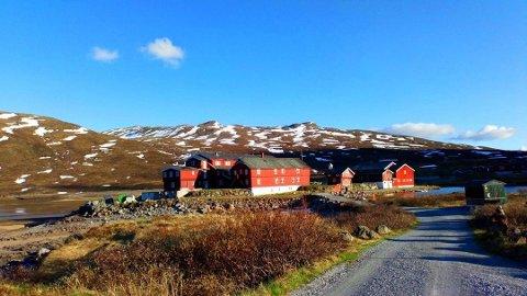 NYE EIERE OG DRIVERE: Ragnhild Solheim og Bøye Einang er nye eiere og drivere av Eidsbugarden Hotell i Vang kommune.