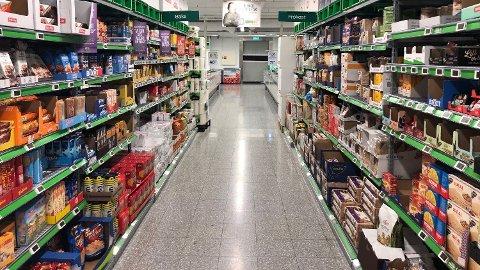 Det er mange butikkvarer som er billige for tiden, Foto: Håvard Hjorthaug Vege (Nettavisen)