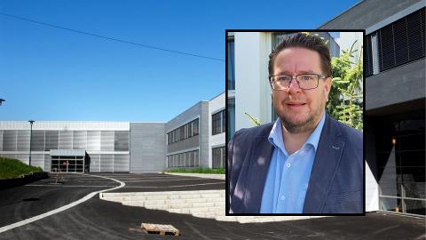 IKKE FORNØYD: Bjørn Mattson erkjenner at skolen har lagt for dårlig til rette for årets skolevalg.