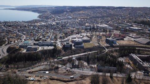RØDT: Skolene i Gjøvik kommune går fra gult til rødt beredskapsnivå.