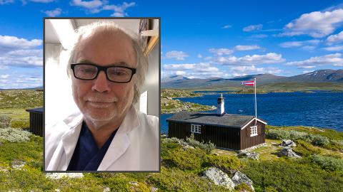 BEKYMRET: Høstferien kan skape oppblomstring av smitte i Nord-Aurdal, forteller Per Einar Jahr, kommuneoverlege i Nord-Aurdal. Kommunen har ikke hatt smittetilfelle siden mai 2020.
