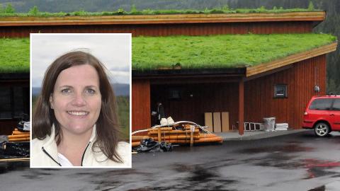 TAR GREP: Ordfører i Etnedal, Linda Mæhlum Robøle tar sterke grep for å ivareta smittesituasjonen i kommunen.