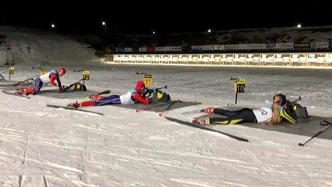 Onsdagens skiskytterfestival i Karidalen fungerte som generalprøve på hovedlandsrennet for Østre Toten Skilag.