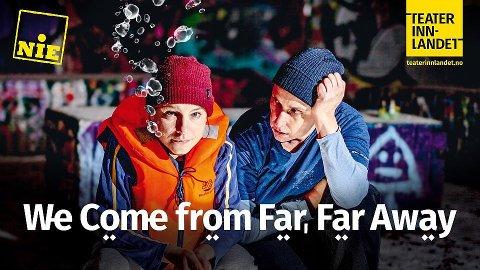 """""""We Come from Far, Far Away"""" spilles tirsdag 10. mars 19:00 på Sentrum kino"""