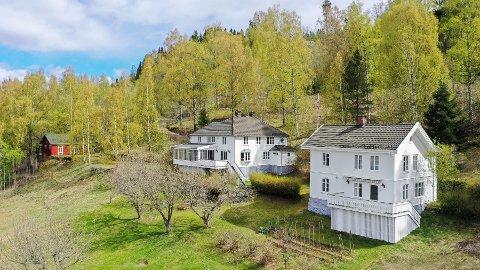 SOLGT: Eiendommen Svea ved Randsfjorden er nå solgt for over sju millioner.