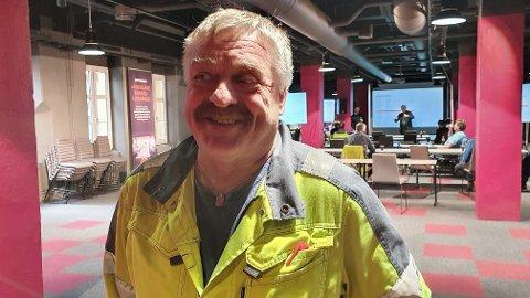 ENDRINGER: Med sine 48 år i Raufoss-industrien, har Roar Holm merket mange endringer.