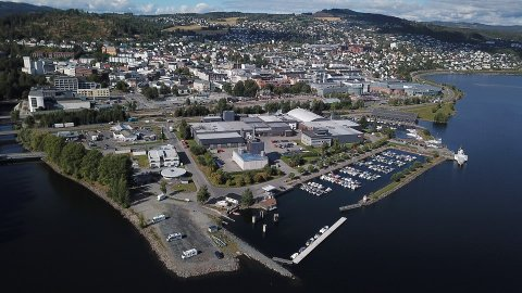 NUMMER TO I VESTOPPLAND: Gjøvik er blant kommunene med høyest snittlønn i distriktet.