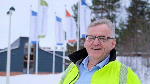 Morten Kristiansen har vært konsernsjef i Moelven-konsernet siden 2014.