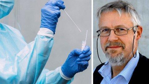 NY SMITTE: Kommuneoverlege i Vestre Toten, Jens Mørch, sier til OA at de nye smittetilfellene kan spores til utbruddet i Gjøvik.