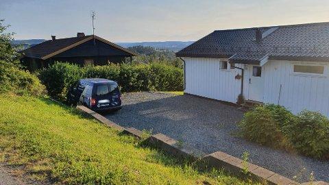 OMSTRIDT: Veien for bruksendring fra enebolig til hybelhus på denne eiendommen i Bergkrystallen har vært mildt sagt lang.