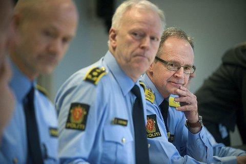 NYTT HOVEDSETE: Politimester Arne Jørgen Olafsen i Follo politidistrikt har klare meninger om hvor et eventuelt nytt hovedsete bør ligge. ARKIVFOTO
