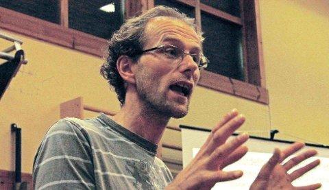 Professor Birger Svihus ved NMBU.