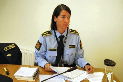 Etterforsker videre: Politiadvokat Nora Pedersen forstår at aksjonen kunne oppleves voldsom.