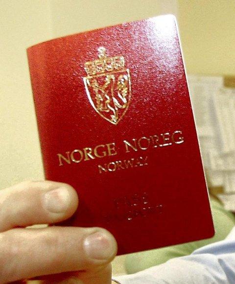 PASS: Fra 19. januar må du vente litt lengre på pass.