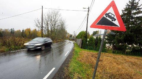 KJØR PÅ: Sundbyveien er åpnet for gjennomkjøring igjen.