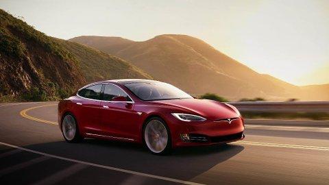 DYRERE: Grunnprisen til Tesla-modellene S og X øker som følge av 75 kWh-utfasingen.