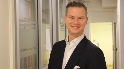 Adrian Smith Stenberg, Medlemsansvarlig i Oslo FrP og Lokallagsformann i Oslo Øst FpU