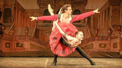 FRA MOSKVA: Ledende artister fra Moskva Art Ballett er i Norge for første gang og byr på de beste klassiske ballettene i Kolben 12. oktober.
