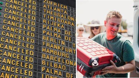 Flyforsinkelser kan koste deg tusenvis av kroner dersom du ikke har kjøpt gjennomgående billett. En annen vanlig tabbe er at leiebilen du har bestilt ikke har plass til all bagasje og alle personer.