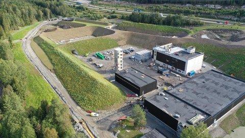 FLYTTER INN: 1. september neste år skal beredskapstroppen i politiet flytte inn på Taraldrud.