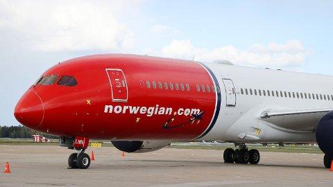 KONKURRANSEDYKTIGE: Norwegian svarte nærmest umiddelbart på Wizz Airs prisdumping.
