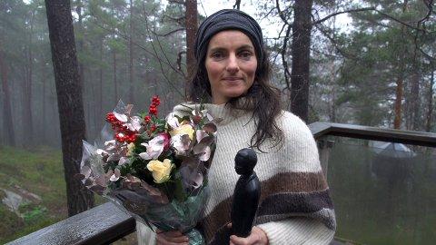 DYKTIG: Musikken til Maja S. K. Ratkje er kjent over hele verden, og nå har hun virkelig blitt satt pris på innen norsk jazz.