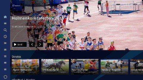 Nå kan du se ØBs direktesendinger på TV-en din.