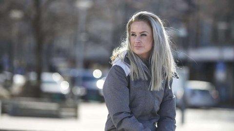 Ble svindlet: Til tross for en rettskraftig dom vil bankene fortsatt kreve Kaja Løfblad for pengene.  FOTO: BJØRN ERIK ØVRELID