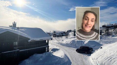 Cathinka Devor Lunde måtte lufte frustrasjonen sin på Facebook etter hårreisende tilbakemeldinger om vaksineprioriteringer. Foto: Montasje: Heidi Schei Lilleås/Cathinka Devor Lunde (Nettavisen/Facebook)
