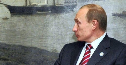 Har truffet godt: Det er usikre tider i finansverdenen, blant annet i Vladimir Putins Russland. Men Larvik kommunes investeringer i utlandet har båret frukter i høst.Arkivfoto
