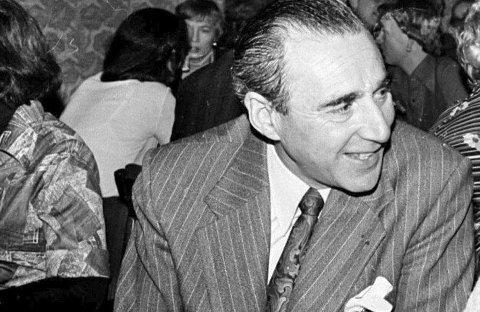 Overlevde: Herman Sachnowitz var den eneste i sin familie som overlevde grusomhetene i Hitlers dødsleier. Arkivfoto.