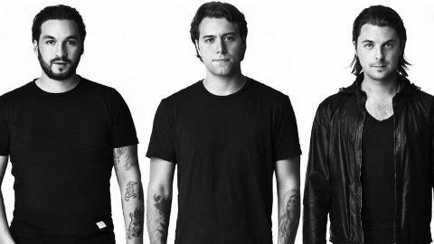 SUPERGRUPPE: Swedish House Mafia er en svensk elektronisk musikk supergruppe bestående av Sebastian Ingrosso, Axwell og Steve Angello